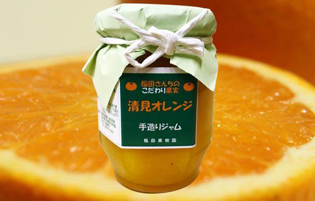 【Twitter,インスタ投稿必須】『送料無料』規格外品で作った「清美オレンジジャム」1瓶(150g)