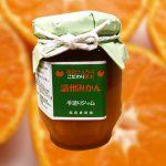 【送料無料】規格外品で作った「温州みかんジャム」1瓶(150g)【2,000円相当】
