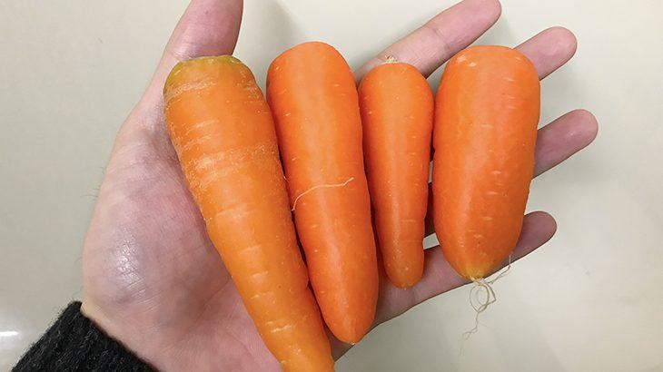 まゆみ農園の「規格外にんじん」5kg(2,500円相当)