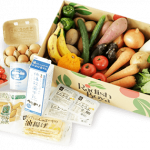 市場価格に左右されない「らでぃっしゅぼーや」の新鮮な野菜