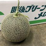 【3,500円相当】熊本限定栽培メロン 肥後グリーン1玉を2名様にプレゼント!