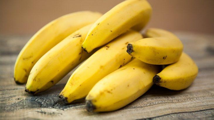 【送料無料】バナナ5房(1,800円相当)
