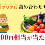 【送料無料】フリフル詰め合わせセット1,500円相当が当たる!